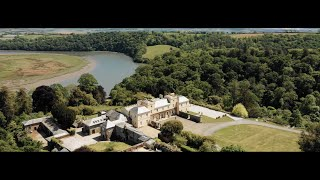 Pentillie Castle Estate, Cornwall | Promotional Video | Kite Vision