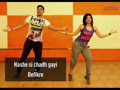 Nashe Si Chadh Gayi | Befikre | Zumba(R) | Dance | Choreo By Mugdha | Ranveer Singh, Vaani Kapoor