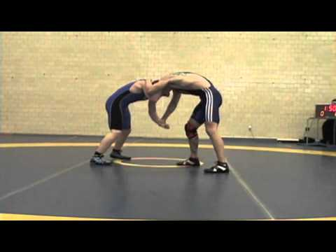 2010 Western Open: 82 kg Scott Wheatley vs. Matt Hutchison