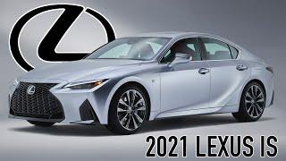 2021 Lexus IS: First Look (New Details)