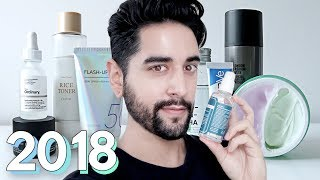 Best Skincare Of 2018 - What I'm Using In 2019 ✖ James Welsh