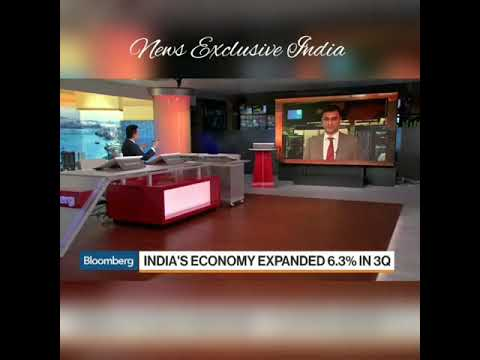 Foreign Media on India - India Regain Economic Growth GDP Expanded by 6.3%.