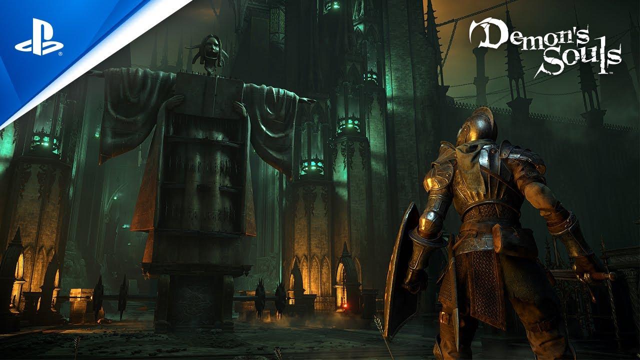 Demons Souls - Launch Trailer | PS5, deutsch