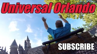 Epic Vacation - Universal Studios Florida 2014 HD- Universal Orlando Resort