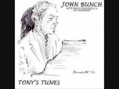 "John Bunch Trio, ""I've Got the World on a String"""