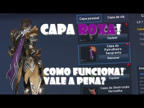 Lineage 2 Revolution: Capa ROXA !!! Como Funciona o Efeito, Vale a Pena? Omega Play