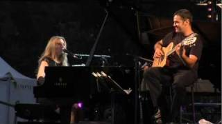 """Eliane Elias """"They cant take that away from me"""" Live"""