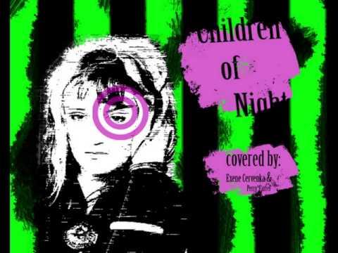Children of Night Exene Cervenka and Perry Farrel