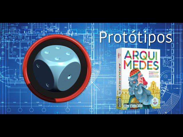 Arquimedes - Como Jogar (protótipo)