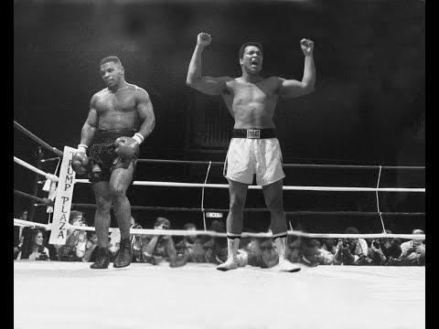 Mike Tyson vs Muhammad Ali - Two Legends ★★ Who would win ? HD video
