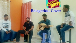 Download Hindi Video Songs - Belageddu  Cover by The Unseen Artists Kirik party  dedicated to   Rakshit Shetty Rashmika Mandanna