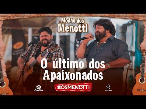 César Menotti & Fabiano – O Último dos Apaixonados