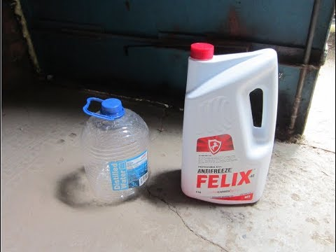 MATIZ проверьте шланчика омывателя заднего стекла и Замена охлаждающей жидкости