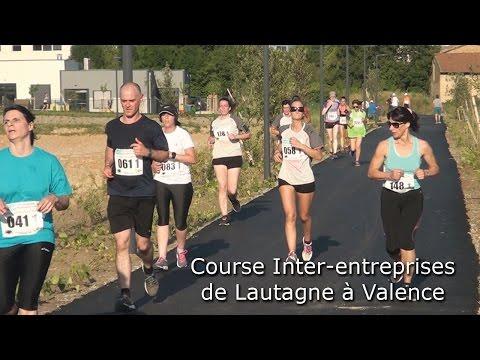 Course inter-entreprise de lautagne