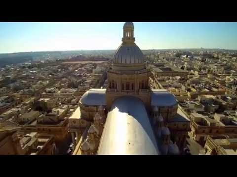 The Maltese Islands - Town & Village Churches {part 1}