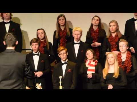 Prairie Ridge High School Holiday Choral 2015