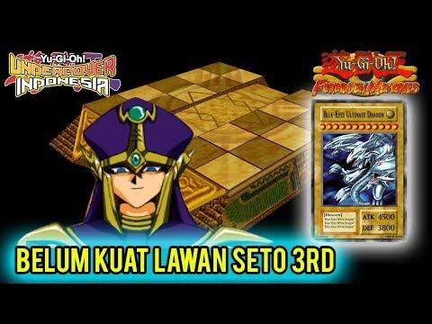 Yugioh Forbidden Memories 8 Blue Eyes Ultimate Dragon