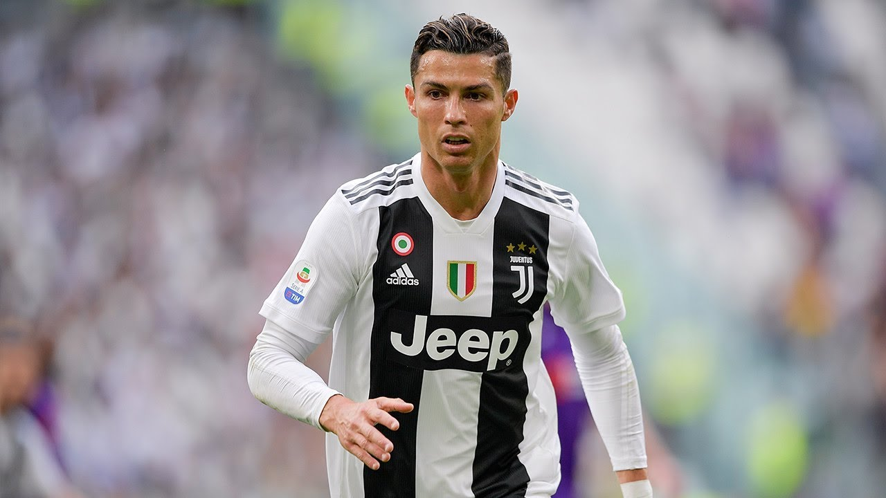 sale retailer ad4a0 29661 Cristiano Ronaldo wins the Juventus April MVP award with EA Sports!