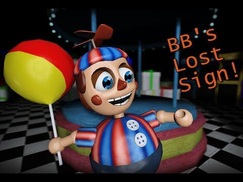 [SFM] BB's Lost Sign!