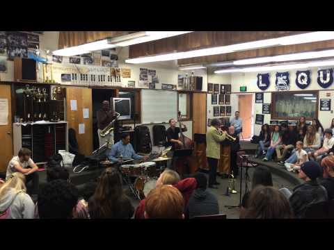 International Jazz Day Concert at Soquel High School