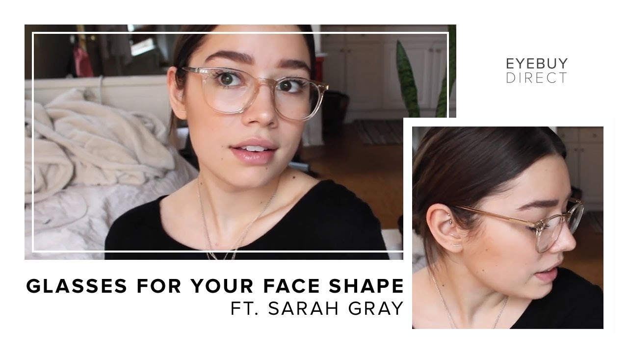 ab48bb26c3 How to Find Glasses That Fit Your Face Shape - Oval Faces ...
