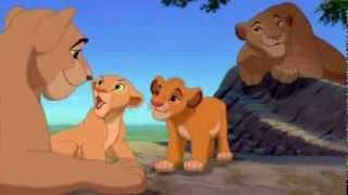 Le Roi Lion - Nala et Simba