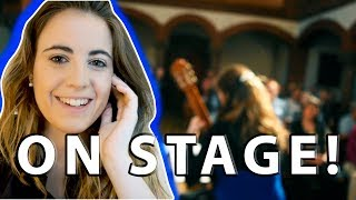 Finally ON STAGE (Part2) - Merce Font - VLOG#10