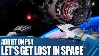 Adr1ft on PS4 - Let