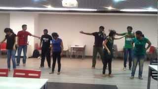 Bvr Pavan Dance Practice