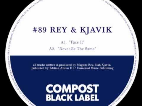 Rey & Kjavik - Face It (Compost Black Label #89)