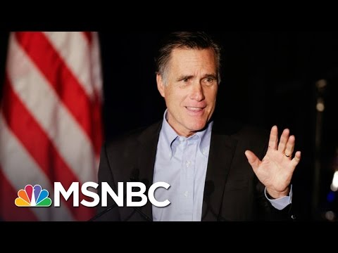 Donald Trump, Mitt Romney To Have Second Meeting | Morning Joe | MSNBC