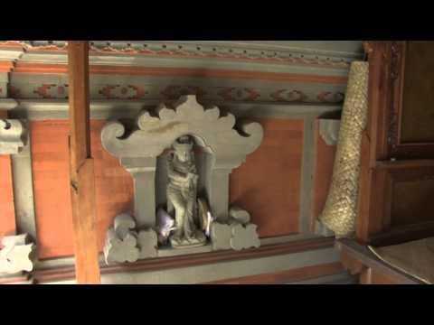 Balinese Hindu Family Compound
