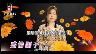 張秀卿 -感情騙子【KTV導唱字幕】1080p HD