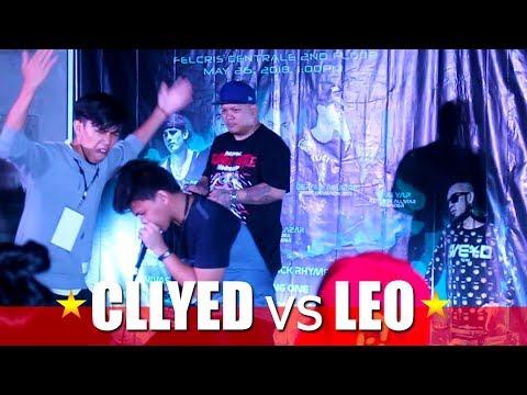 Philippine Beatbox Battle   LEO vs CLLYED   SEMI-FINAL