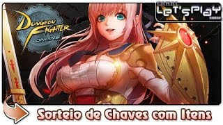dungeon fighter online ganhe chaves com itens free