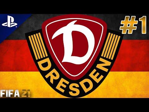 FIFA 21 PS5 | Club & Country | #1 | Dynamo Dresden