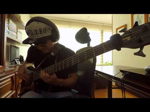 Mac Miller - what's the use (Feat Thundercat) (Bass cover)