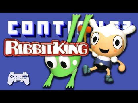 Ribbit King (PS2) - Continue?