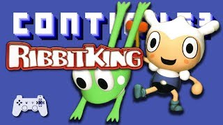Ribbit King (PS2) - Continue?