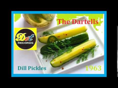 The Dartells - Dill Pickles
