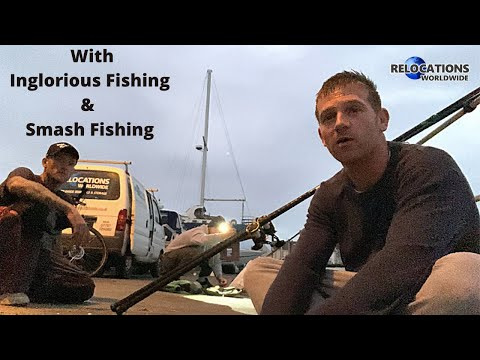 Shore Angling In Guernsey With Smash Fishing & Inglorious Fishing