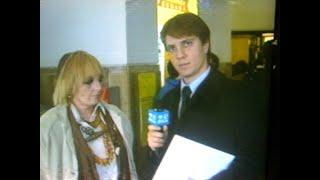 GABRIELLA FERRI, RARA INTERVISTA ALL'INDIMENTICABILE ARTISTA ROMANA TG9 DI T9 DEL 29/01/1997