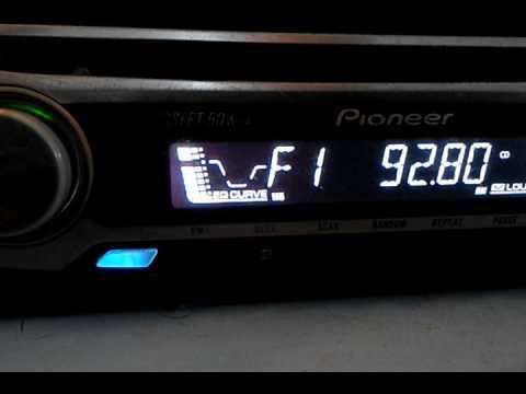 Es. 92.8 Radio 7, Novosibirsk 1370km