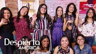 Participantes de 'Quinceañera: un sueño cumplido' dar un tour por Univision