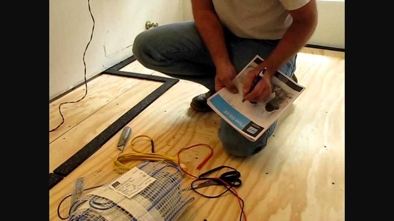Using edge strip kits to install laticrete floor warming system using edge strip kits to install laticrete floor warming system dailygadgetfo Images