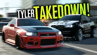 TAKING DOWN TYLER MORGAN in Need for Speed Payback!