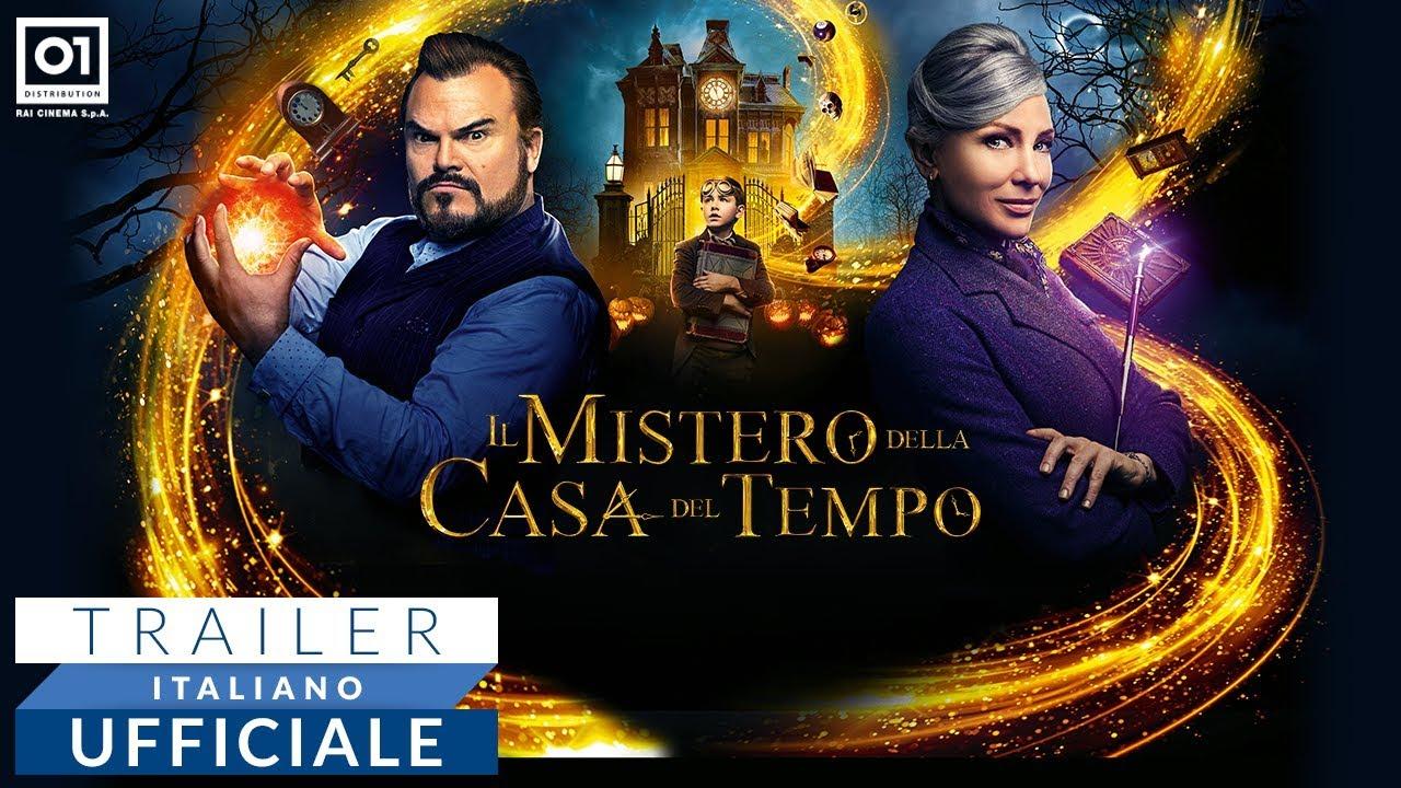 IL MISTERO DELLA CASA DEL TEMPO (2018) - Trailer italiano ...