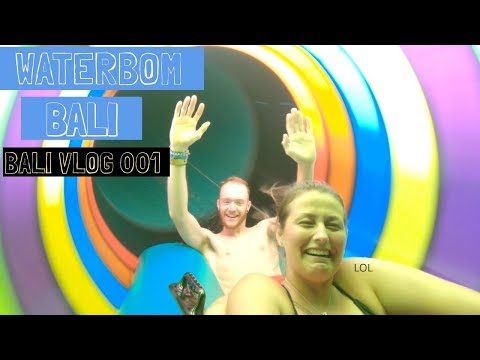 THINGS TO DO IN BALI- WATERBOM BALI... BEST WATERPARK IN ASIA?