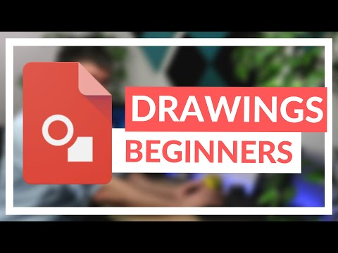 Google Drawings the Complete Overview for Beginners
