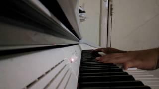 Sin senos si hay paraiso- Piano instrumental Cancion Vendetta | Cover by David Ortiz